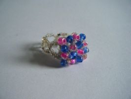 Cube Ring by letmeusemyname