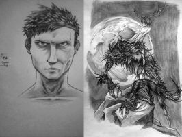 Some of my old work by SiokiRoku