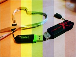 USB love by qylie