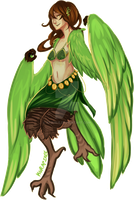Harpy by aFinale