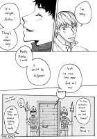 Merlin Doujinshi - page 143 - THE END by Ta-moe