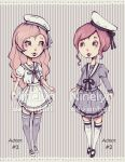 Sailor Adoptables (CLOSED) by Ninelyn