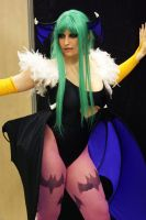 I, Morrigan by Alyciane