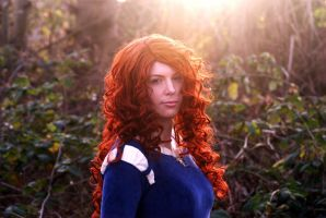 Merida by cimorenee