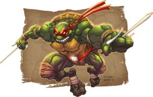Raphael Colours by mikebowden