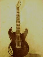 Electric Guitar by bungies