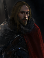 The Norse God Bur by Fantaisie-Triste