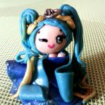 Polymer clay Sona by Luthetium