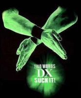 DX SUCK IT  ID by D-Generation-X