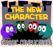 Classic Ch.3 - THE NEW CHARACTER by simpleCOMICS