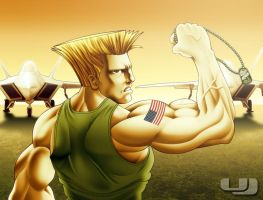 Guile by gdezn