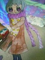 Russia paperchild by veronica-the-fox