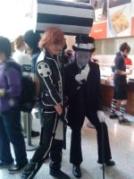 Lavi and Tyki WOO by High-on-E-numbers