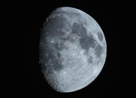 Moon 18/7/13 by cathy001