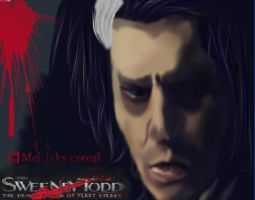 Sweeney Todd -ABOUT TIME, MEL- by mel-lyks-cereal