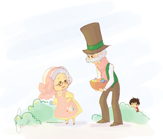 In Your Easter Bonnet by cici-chi