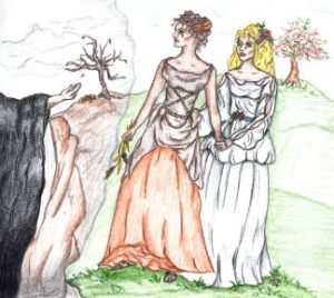 Demeter And Persephone