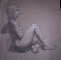 Figure Drawing 10 by lithriel