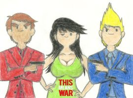This Means War: Bravest Warriors Style by WaRrior9100