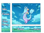 Nilla Reference Sheet (Insisted by Cylde) by VisionarySerpent