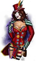 Madd Moxxi by Forty-Fathoms