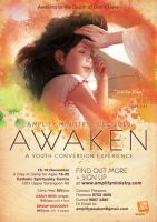 AWAKEN Dec 2010 poster by charz81