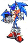damage sonic CL by trunks24