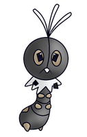 Scatterbug by Xxcandywater-fallsxX