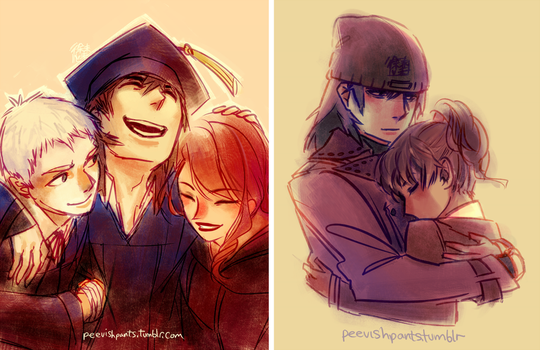 SPEAKING OF SHINJIRO by forgottenpantaloons