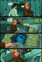 Alpha Bettie - Comic Page 3 by ChrisNoeth