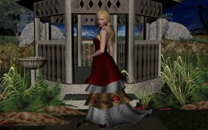 Queen of Hearts by kittycat670