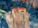 Meteora - Greece by mariofdy