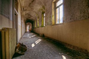 Dormitory by Marco-art