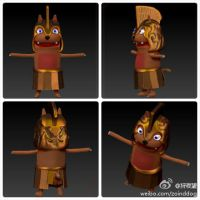 Mad Dog- Roman soldiers by zoinddog