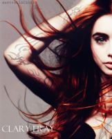 The Mortal Instruments: Clary Fray by australialinlin