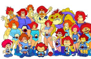 Lion-O Mania! by Az-I-Am