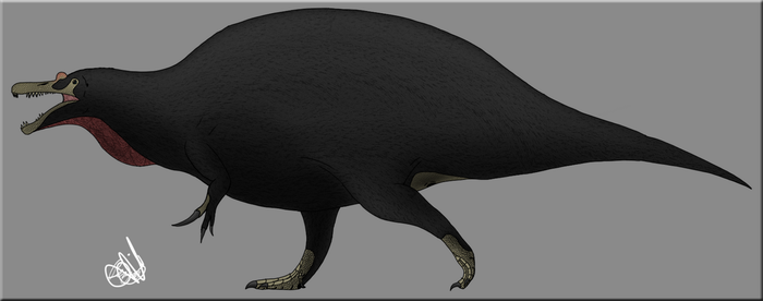Spinosaurus aegyptiacus - Outdated by SynchroLight