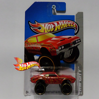 OLDS 442 W-30 RED GRAFFITI RIDES by idhotwheels