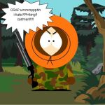 Cartman send Kenny to the U.S.Army by 1995roblox
