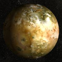 IO - JUPITERS MOON by mr-nerb