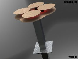 One 4 All Table by ColdMarch