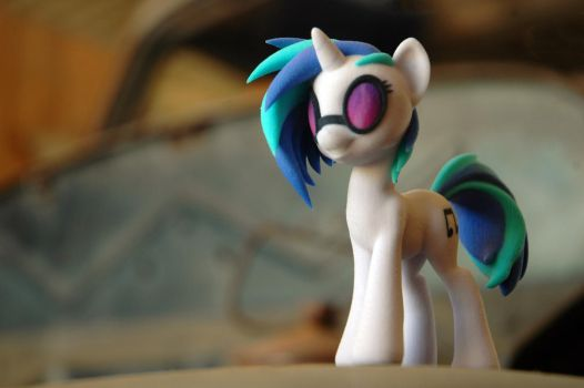 Shapeways DJ Pon3 - Outside by SDC2012