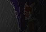 Foxy - there's something in the Rain by crazyartist12