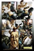 Judge Dredd Story - Page 3 of 5 by Robert-Shane