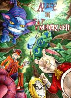 Alice In Wonder Land by MoPad