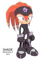 Shade Sonic X Flash Model by AdoubleA