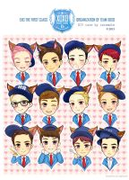 EXO by Ladyisland