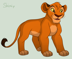 Simba's Friend by EmilyJayOwens