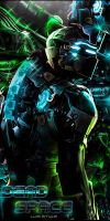 Dead space 2012 by Luis6594