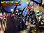 Fate Apocrypha Red Faction by FroztBlayze